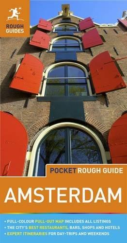 Rough Guide Pocket Amsterdam Mar 17