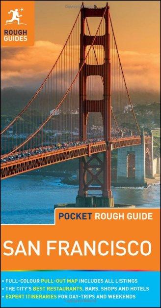 Rough Guide Pocket San Francisco apr 16