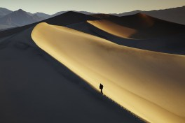 Mesquite Dunes, Stovepipe Wells, Death Valley National Park, California, USA