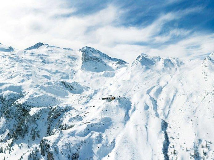 Het sneeuwzekere gebied van de Hintertuxergletsjer vormt het grootste zomerskigebied ter wereld. Bron: tirol.ch