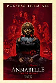 Annabelle Comes Home: Advanced Screening (2019)