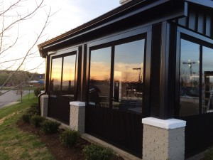 OUTDOOR DINING FOR ANY SEASON WITH PATIO ENCLOSURES ... on Outdoor Patio Enclosures  id=35435