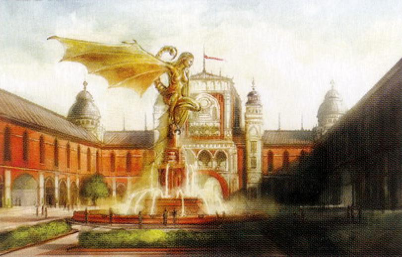 Dragon Dragon Monstrous City