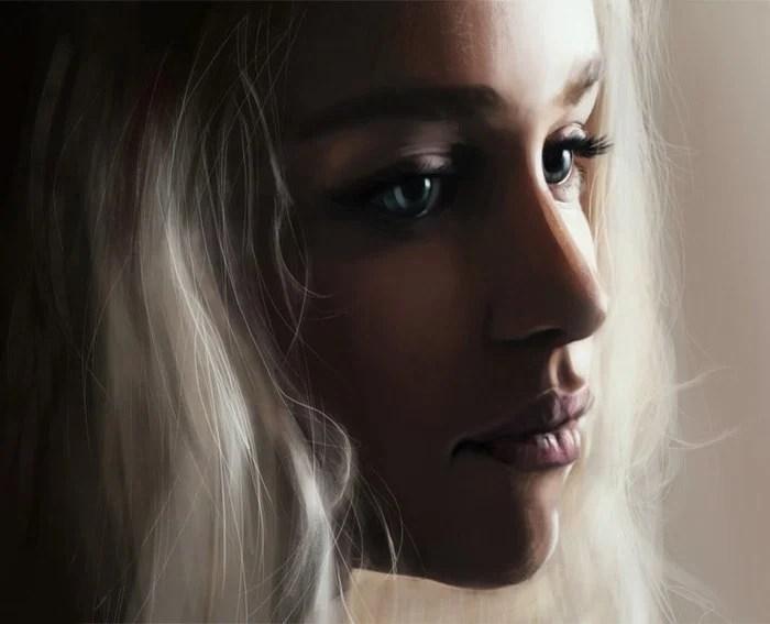 File:Daenerys targaryen by aniaem.jpg
