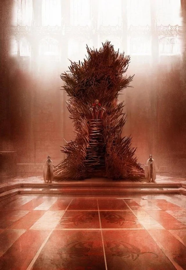 Iron Throne - A Wiki of Ice and Fire