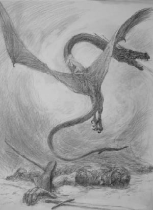 Drogon A Wiki Of Ice And Fire