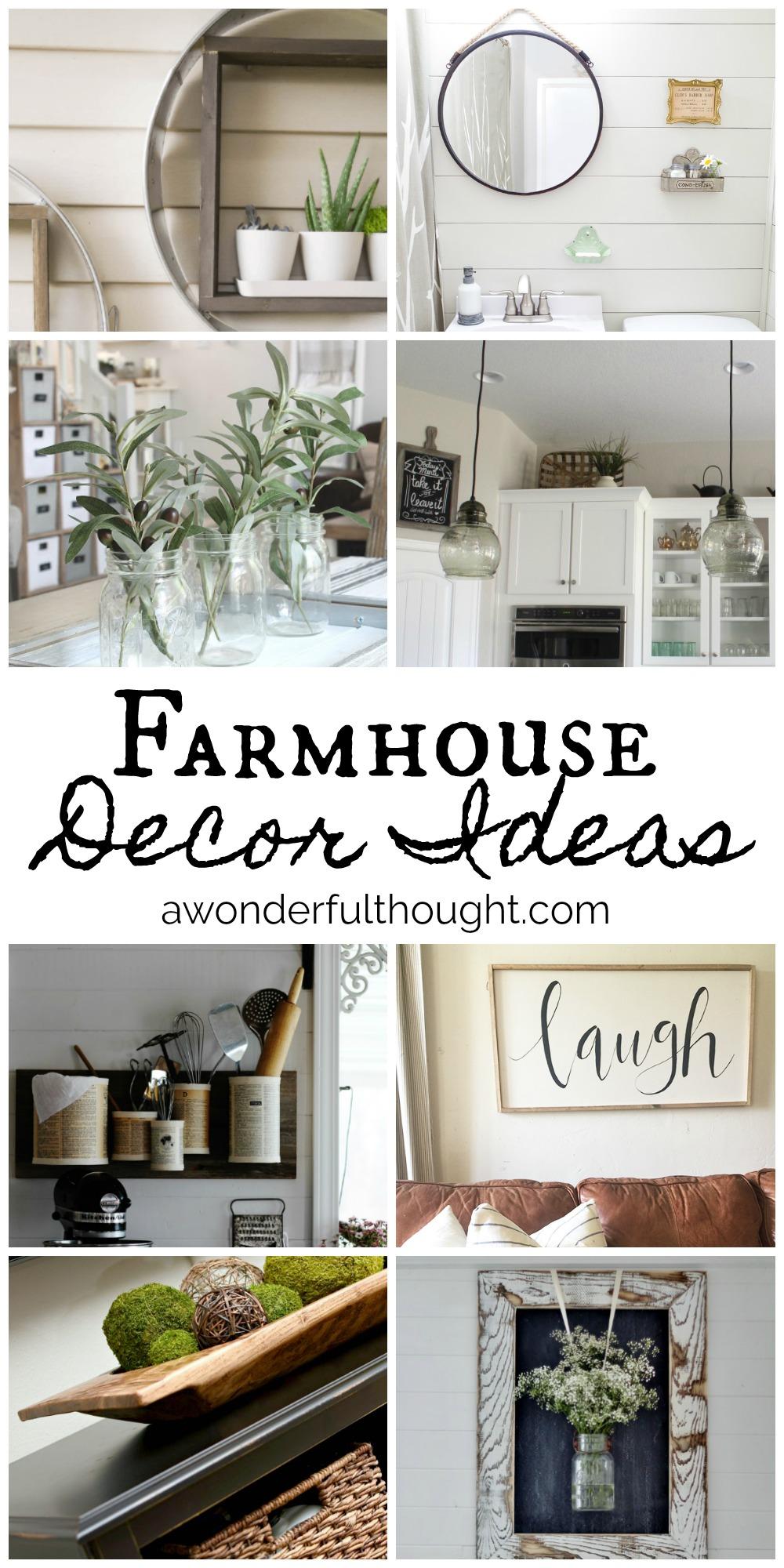 Farmhouse decor ideas mm 164 a wonderful thought - What is farmhouse style ...