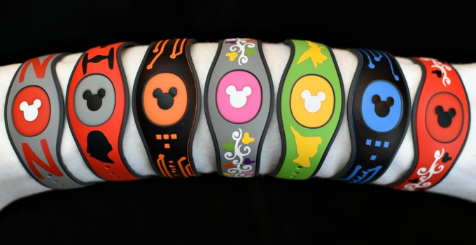 DIY Decorated MagicBands
