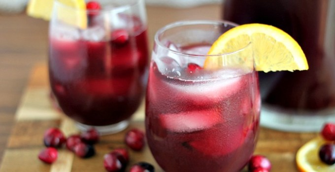 Festive Holiday Beverages   MM #183