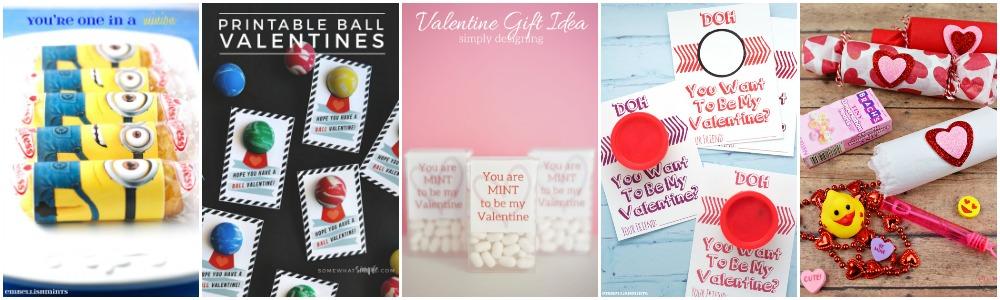 20 Adorable DIY Valentines for Kids #valentinesforschool #kidsvalentines #diyvalentines #awonderfulthought