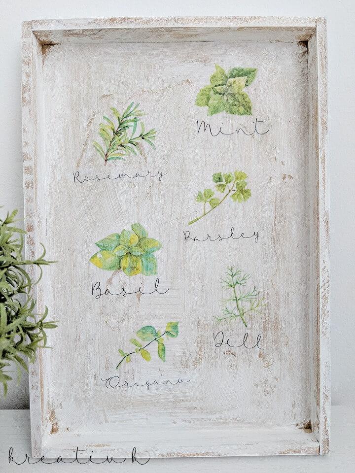 Creative Herb Garden Ideas #herbgarden #herbs #indoorherbgarden #outdoorherbgarden #awonderfulthought