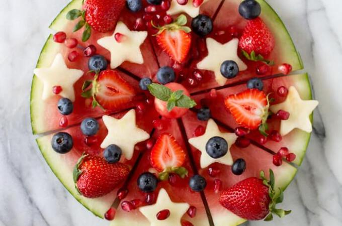 Patriotic Sweets and Treats #4thofJulyrecipes #patrioticdesserts #patrioticrecipes #4thofJuly #patriotic #independenceday #recipes #awonderfulthought