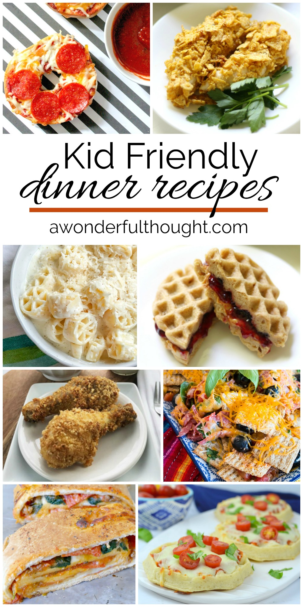 Kid Friendly Dinner Recipes A Wonderful Thought