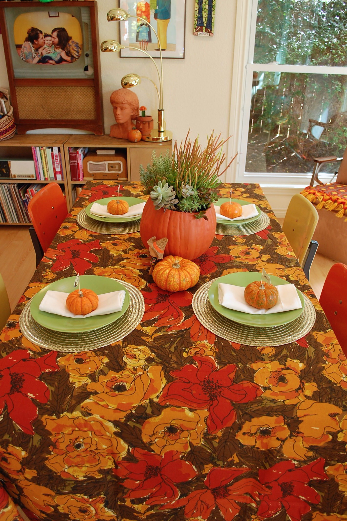 Thanksgiving Table Setting Ideas - A Wonderful Thought
