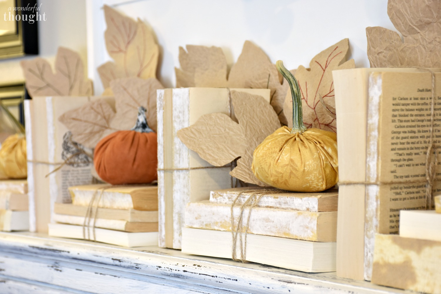 Burnt Orange And Gold Fall Decor A Wonderful Thought