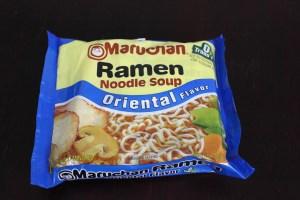 Oriental Flavored Ramen