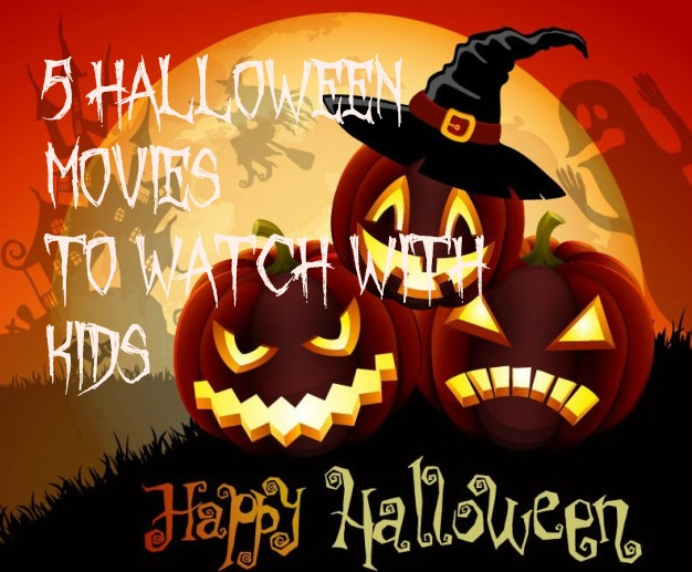 5 Halloween movies to watch with kids