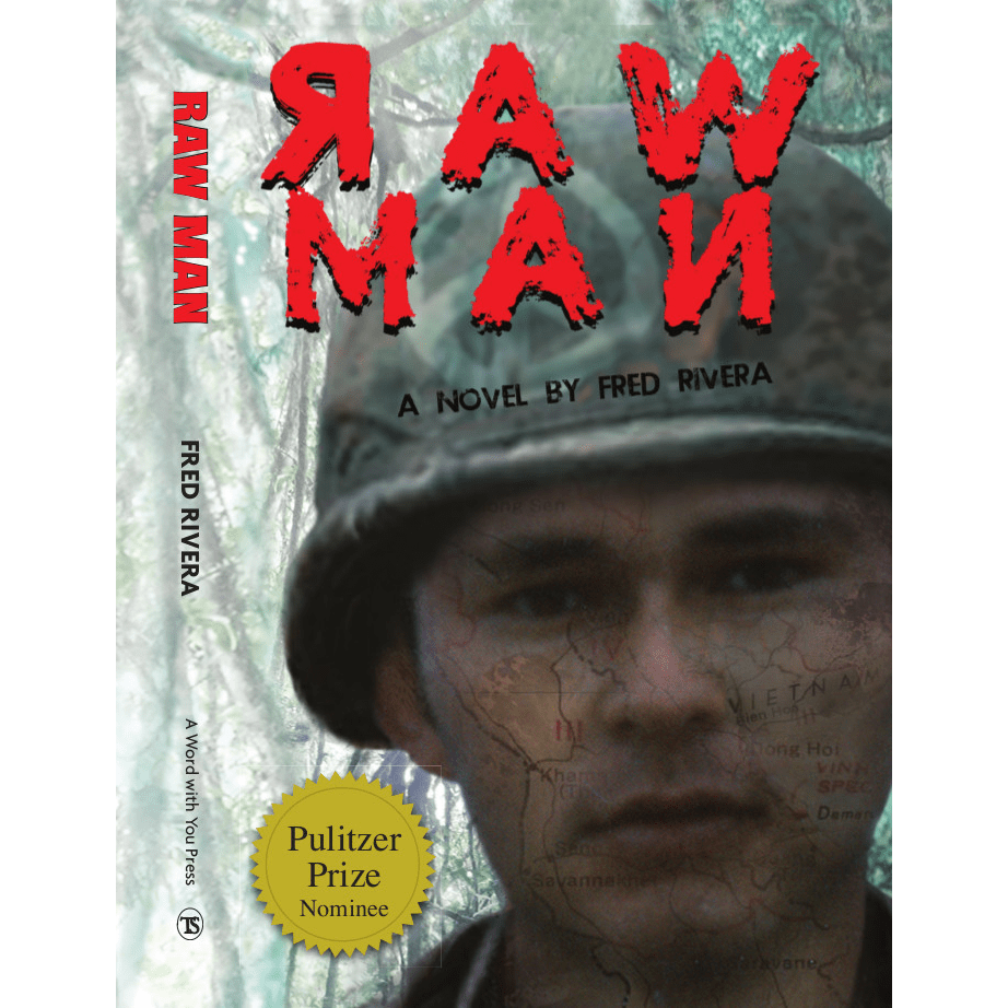 Raw Man the Book