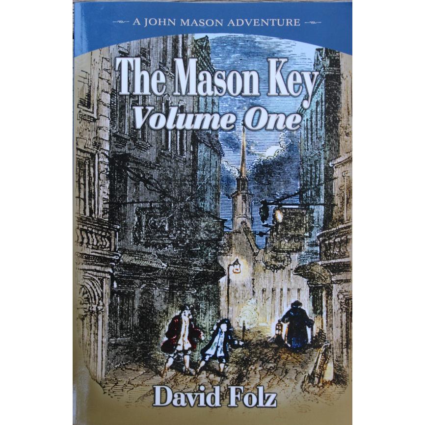 The Mason Key Volume 1 -David Folz