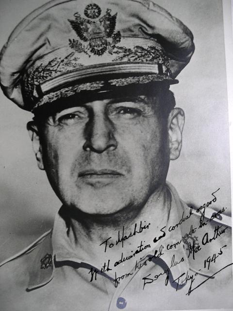 Colonel Mashbir