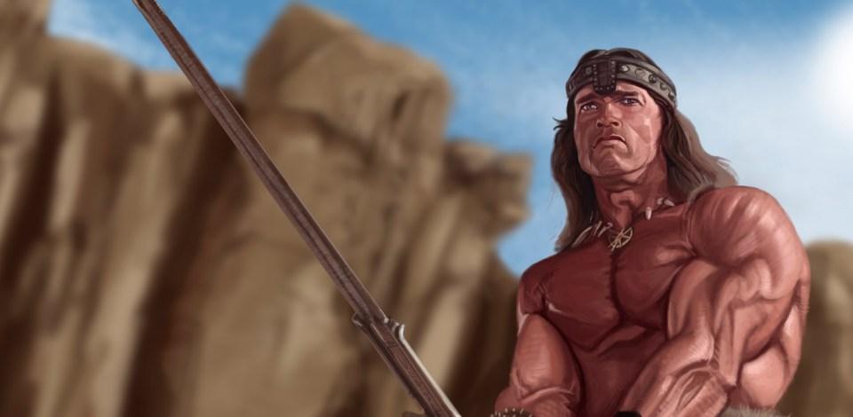 Coronan the Barbarian