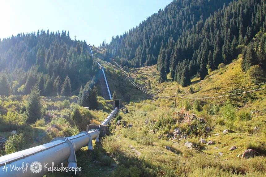 big-almaty-lake-pipeline-beginning