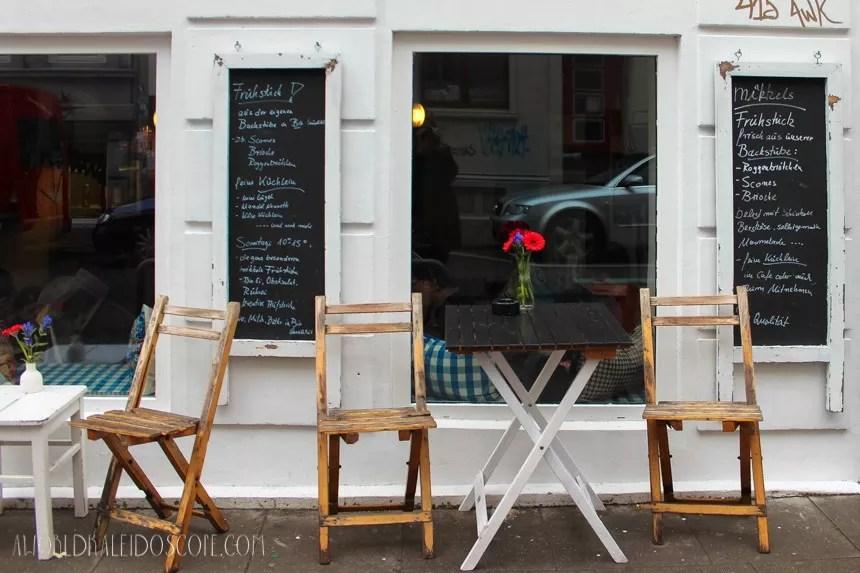 Café Mikkels, Hamburg Ottensen