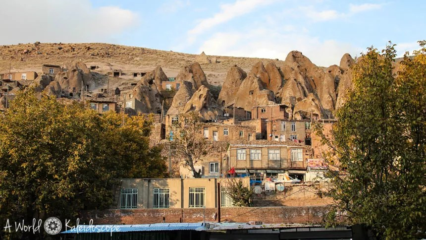 iran-backpacking-kandovan