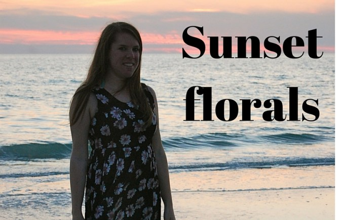 sunset sundress