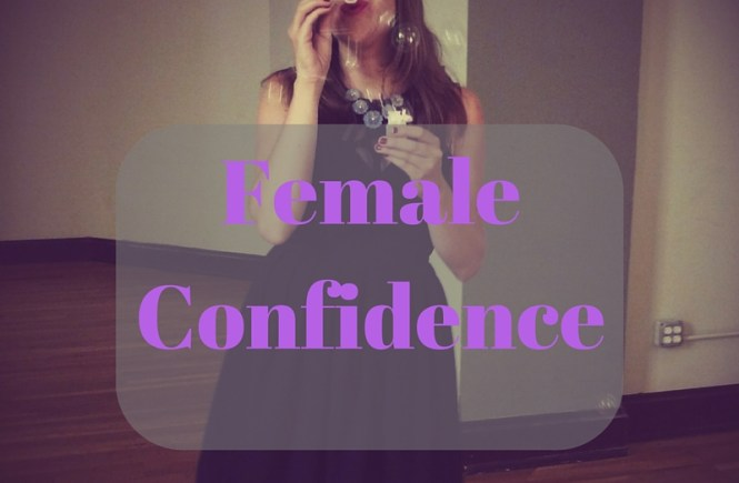 female confidence