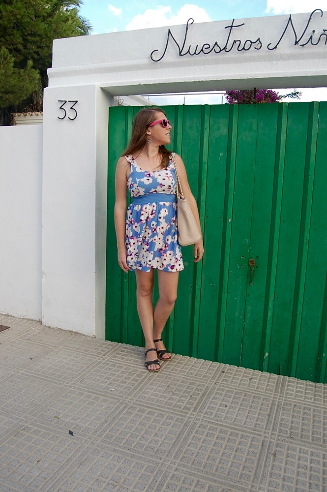 sundresses in Ibiza