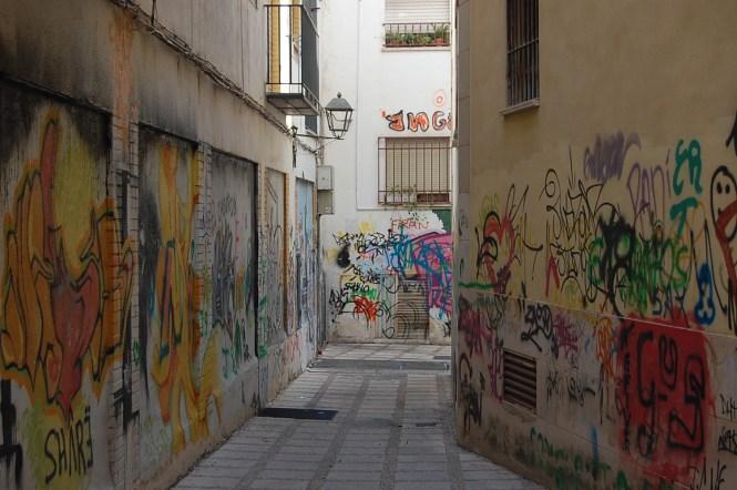 exploring Jaén