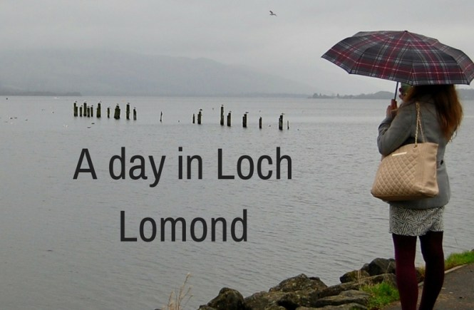 day in Loch Lomond