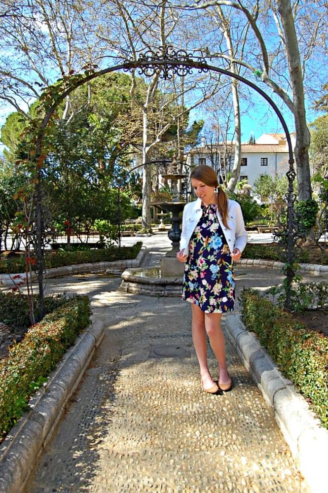 Primark spring dress