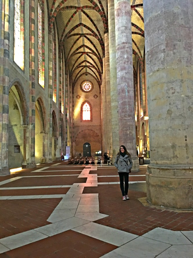 trip to Toulouse, France