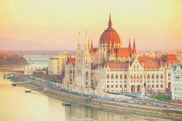 Best thermal baths Budapest