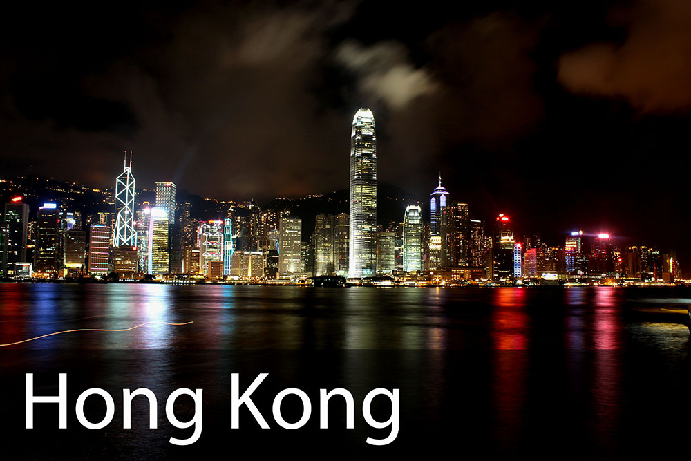 rejseinspiration til Hong Kong