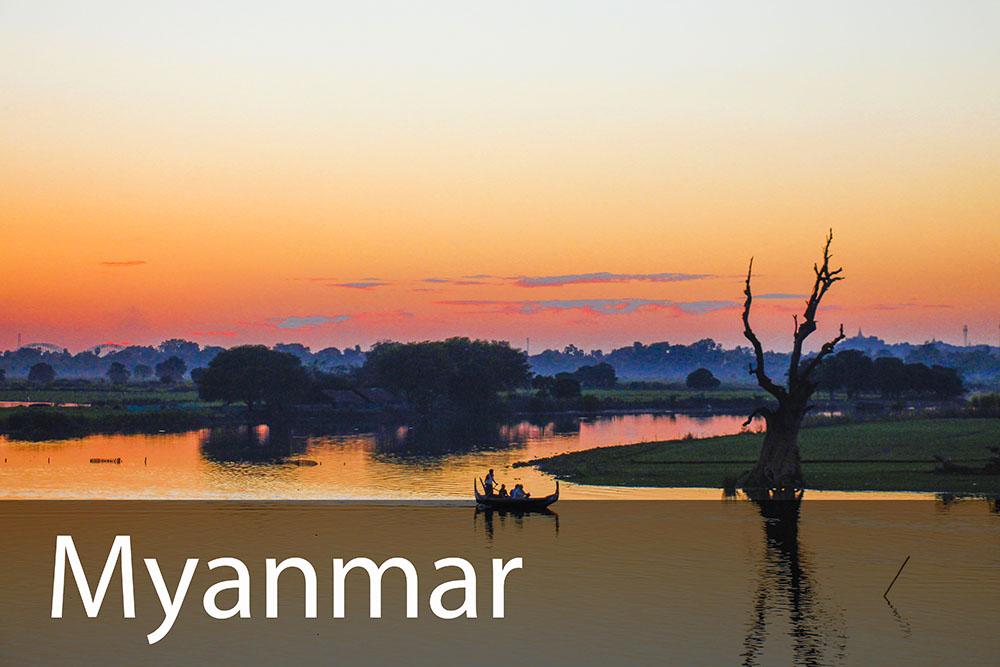 rejseinspiration til Burma