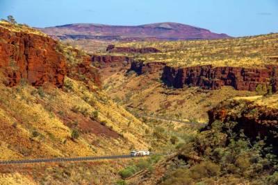 outbacken i Vestaustralien
