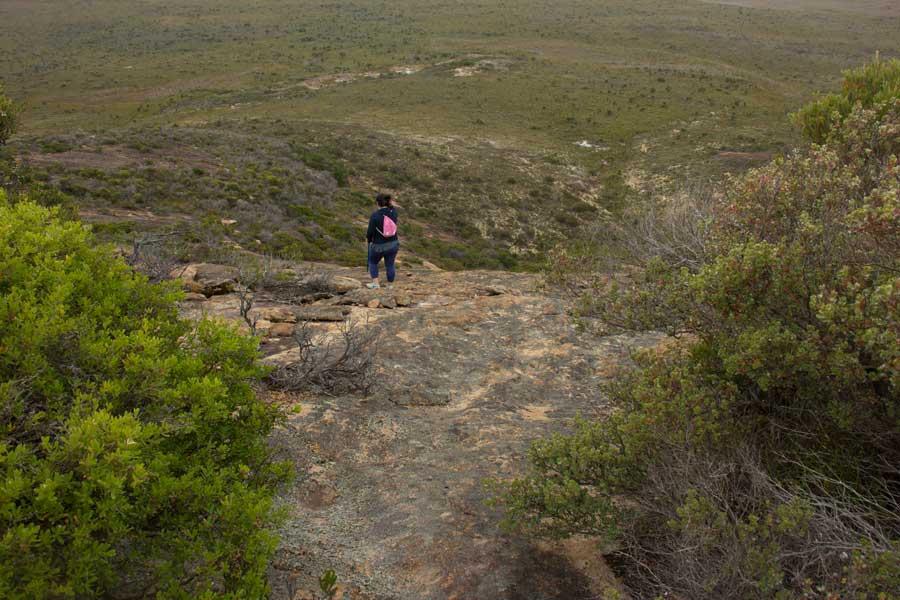 trekking i Cape Le Grand National Park