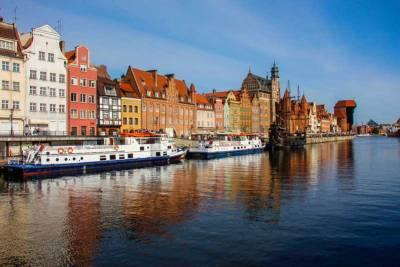 Forlænget weekend i Gdansk, Polen