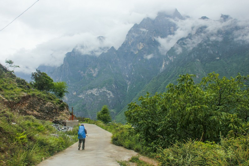 bjerge i Kina