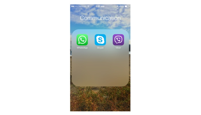 Apps to Download Before an International Trip_Communication