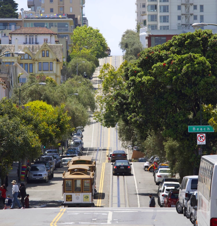 Things to Do in San Francisco_Cable Car