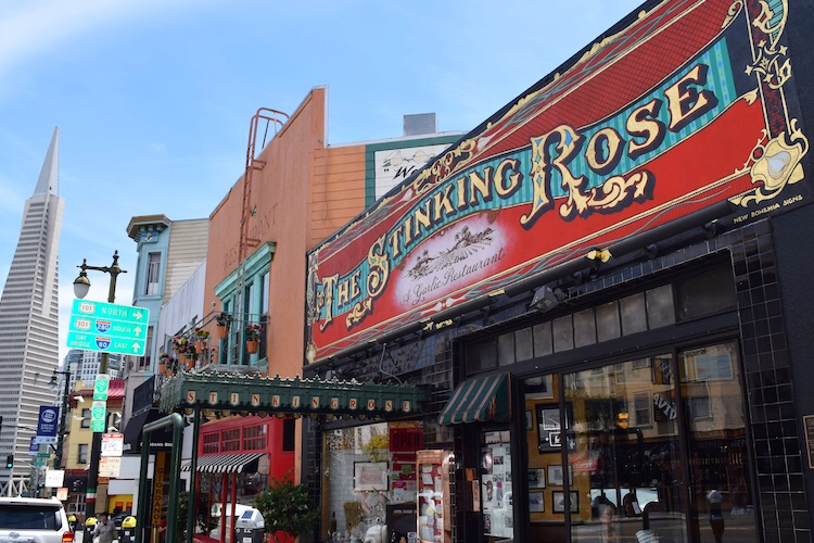 Things to Do in San Francisco_North Beach The Stinking Rose