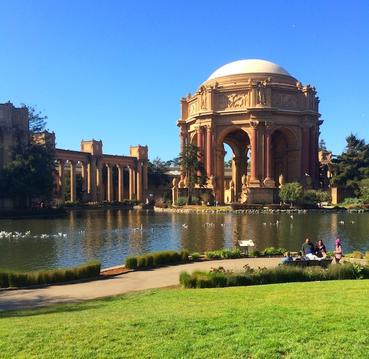 Things to Do in San Francisco_Palace of Fine Arts