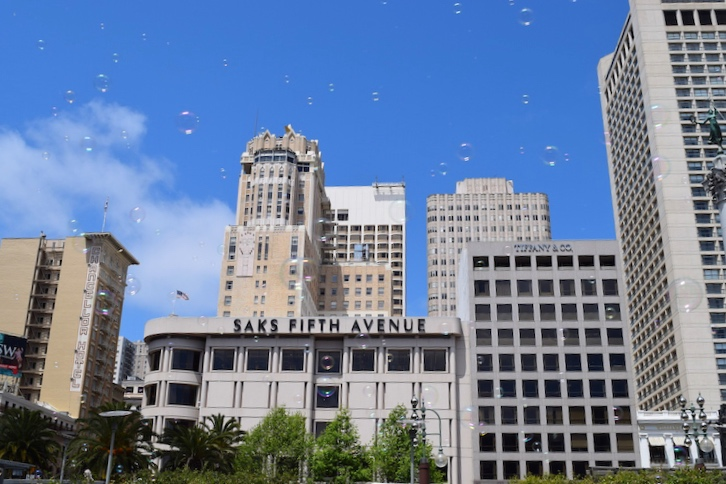 Things to Do in San Francisco_Union Square