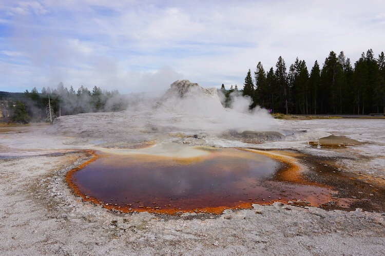 Yellowstone National Park Photo Diary 29