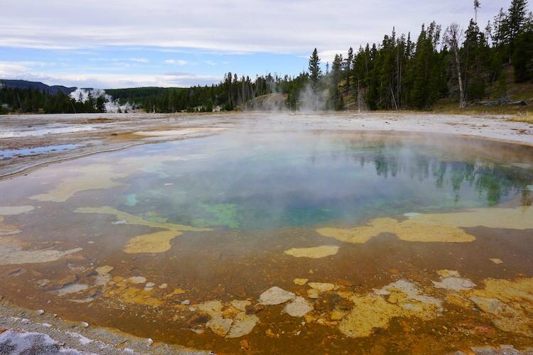 Yellowstone National Park Photo Diary 7