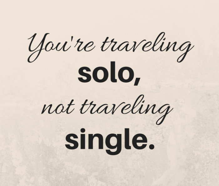 Traveling Solo Not Traveling Single_image